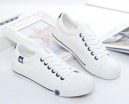 2016 women's all-match canvas shoes for women men shoes unisex shoes fashion casual shoes black white blue red