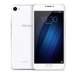 Wholesale Meizu U10 inch D HD Screen G Fingerprint ID LTE Flyme MP MP GRAM GROM bit MT6750 P10 Metal Fuselage smartphone