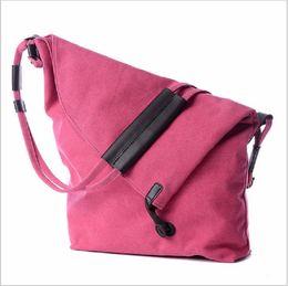 Promotion toile grand sac à main Version coréenne de Le sac fourre-tout, sac à main Sac à bandoulière Big Bag, Mode sauvage Casual sac fourre-tout