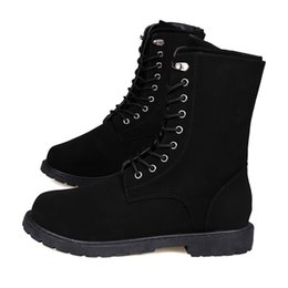 Wholesale Complex Guma Ding boots military Boot Autumn winter fashion Korean men s high top boots tide