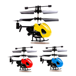 Wholesale Mini Rc Helicopter CH Remote Electric Control Helicopter Drone Radio Control Quadcopter Flashlight for Drone flyers