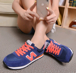 Wholesale Women s Fashion Sneakers sports Casual shoes N sneakers B men and women shoes size