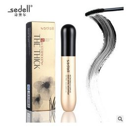 Wholesale F14 French sedell poem Adele thick waterproof mascara The thick waterproof and sweat Counters authentic P13