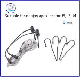 Wholesale Dental Testing Cord File Holder Stainless Hook accessories Sitable for Denjoy Apex Locator J5 J3 J4
