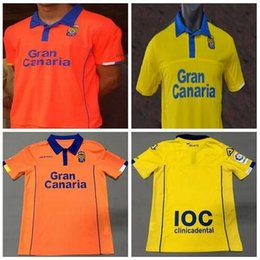 Wholesale New Las Palmas soccer Jersey home away thai quality Las Palmas football shirt soccer jersey