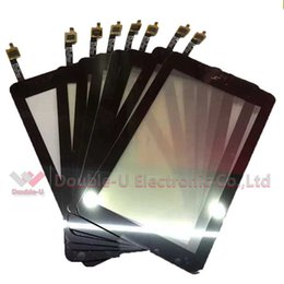 Wholesale 5pcs for Acer iconia Tab7 A1 touch screen glass digitizer replacement parts in best quality with