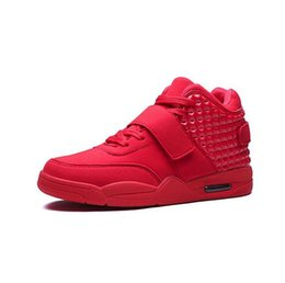 New 2016 Zapatos men's Fashion Shoes High Top Casual Red Suede Leather Boots Men Trainers Breathable British Style Basket Femme