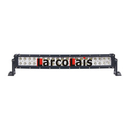 "23"" Inch 120W Epistar Curved LED Light Bar for Work Driving Boat Car Truck 4x4 SUV ATV Off Road Fog Lamp 12v 24v"