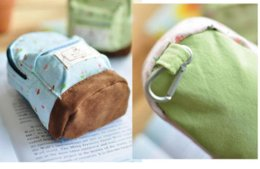 Very Very Hot Sale*8pcs~Japan!Cute Coin Purse Purse Wallet Coin Bag Coin Pouch Key Bag Mini School Bag Genuine Goods100%(CP-47) school ba...