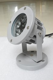 body housing materail alimunim LED flood light 3w white color temperature flood light Epistal LED chip outdoor lighting