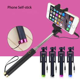 New Fashion Hot Selling Selfie Monopod Stick Wried Selfie Stick for Smartphone Traveling Helper Selfie Monopod