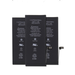 For iphone 6G Plus 3.82V 2915mah Best Quality neutral & Original Zero cycle AAA+ li-ion Battery Replacement & Free Shipping