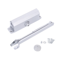 Wholesale Casting Aluminum Automatic Door Closer Door Hardwares Heavy Duty Gate Hardwares with Parallel Bracket KG