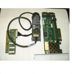 Wholesale HP Smart Array P410 RAID Controller Card M w Battery Cables G6