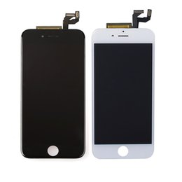 Wholesale Hight Quality LCD Diaplay For iPhone S with Touch Screen Digitizer Assembly Parts No Dead Pixel DHL