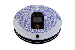 Timer Cleaner Multifunction Intelligent cleaner Home Robot Mini Vacuum Cleaner with Sweep Vacuum Mop Sterilize LCD Touch Screen