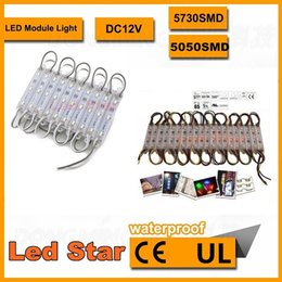 Wholesale DIY Leds SMD Led Modules Waterproof V RGB Led Pixel Modules Light WW PW R G B For Channel Letters