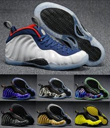 Wholesale News AirlisFoamposites Basketball Shoes Sneakers Men Women Black Man One Pro Sports AiresFoamposites Shoes Pearl Penny Hardaways Size