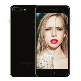 Wholesale New Arrival Goophone i7 plus MTK6582 bit Quad Core Show octa core phone GB RAM GB ROM Android GPS WIFI Show G LTE Smartphone