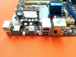 For Asus P5QL Pro Desktop Motherboard Mainboard DDR2 REV:1.00G Fully Tested Free shipping Motherboards Cheap Motherboards