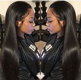 Wholesale 8A Straight Human Hair Weave Brazilian Peruvian Malaysian Indian Hair Extension Nature Colors No Shedding No Tangle No Smell Dyeable Permed