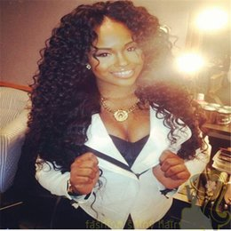 full lace human hair wig lace front human hair wig curly with baby hair for black women