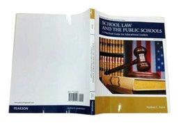 School Law And the Public Schools 10pcs
