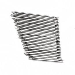 Compra Online Bandas de acero inoxidable enlaces-Venta al por mayor a estrenar 30pcs Mixed reloj 23-37mm para las barras de fleje acoplamiento de la correa pernos de acero inoxidable calidad excelente