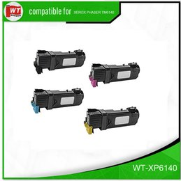 Wholesale 4 pk set Xerox Compatible Toner Cartridges for XeroxPhaser OEM code R01477 R01478 R01479 R01480