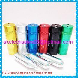Wholesale Cheap price to European Aluminum Cream Whipper for N2O Nitrous Oxide Cream Crackers