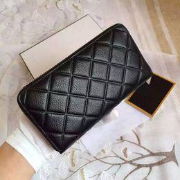 Wholesale M134 Wallet women brand designer genuine leather original box purse new arrival fashion promotional luxury high end
