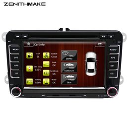 Wholesale ReadyStock Factory sell OEM fit radio rns510 for VW passat jetta polo Car DVD GPS Stereo golf car multimedia RDS