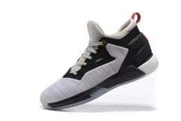 Wholesale 6 color top quality brand AD men basketball shoes sport boost CrazyLight D lillard trainer sneakers size