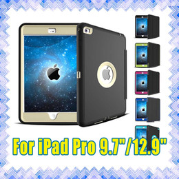 Wholesale 2 in Extreme Full Body Heavy Duty Shockproof Rugged Armor Case for iPad Mini