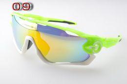 Wholesale Brand Designer Fashion glasses Jawbreaker Sun glasses For Men Women Eyes Protec Sports Cycling Bicycle Running Mens SunGlasses goggles