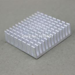Wholesale 10Pieces x x mm mm Heat sink Aluminum Heatsink Cooler For Led Light
