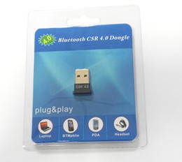 MINI USB Bluetooth Adapter CSR 4.0 8510 CSR8510 A10 Wireless Dongle CSR4.0 V4.0 For Win10 7