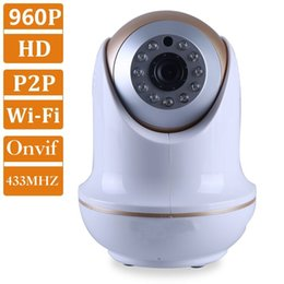 Wholesale CCTV P2P x960P MP hd IP Camera Smart Home WiFi Wireless IP Security Camera IP System Onvif NVR MHZ night vision motion detection