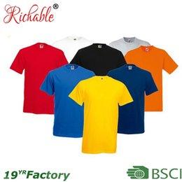 Wholesale 2016 OEM t shirt design custom t shirt printing blank t shirt from China factory Man cotton t shirt