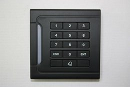 Wholesale Door Access Controller Reader RFID KHZ Keypad Single Tamper Alarm Users single acces control reader