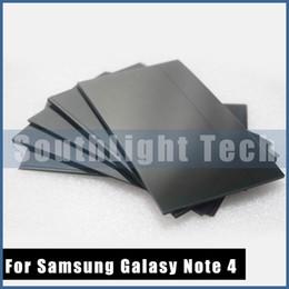 Wholesale 100 Orginal Guarantee For Samsung Galaxy Note N9100 LCD Polarizer Film N910 N910V N910T LCD Polarizing Polarized Film Laminator Parts