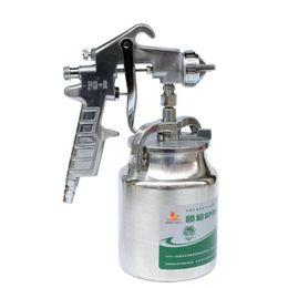 air spray gun pneumatic paints spray tool spraying pot pneumatic airbrush set including the sprinkling can