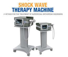 2016 Newest High Quality CE Approval 3 Handpieces Shock Wave Therapy Pain Treat Machine Shock Wave Machine