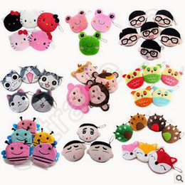 Wholesale 100pcs CCA3751 High Quality Multi design Minions Plush Baby Girls Coin Purses Hasp Coin Bag Kids Coin Wallets Change Purse Cartoon Coin Bag
