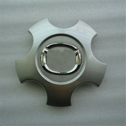 Wholesale Best Car Wheel Center Hub Caps for Mazda Rim Covers mm Car Wheel Covers Center Hub Caps Emblem for Mazda Cap034