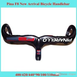 Wholesale 2014 Pi F Eight Carbon Handlebar Integrated Handlebar Caliber mm Size mm Good Quality