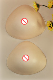 Lightweight form breast, lighter about 1 3 than the normal silicone, good for sports and swim fake breasts forms falses 200g pcs