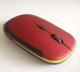 Hot 2.4G slim wireless mouse 3500 wireless mouse wireless gaming mouse office gifts