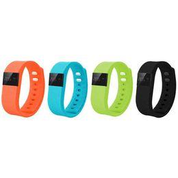2016 activité smartband tracker Vente chaude Tw64 intelligente Bracelet Good As Fitness Activity Tracker Bluetooth Smartband Sport Smart Watch Band Charge HR Wristband peu coûteux activité smartband tracker