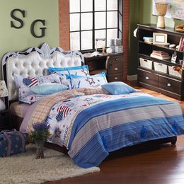 Wholesale hot sell Bedding Sets Cotton Bedding Sets with Graceful Patterns for Bed Rome at Home